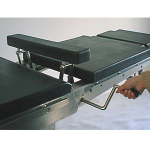 Hydraulic-Manual-Surgical-Table