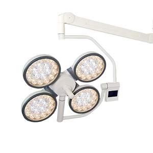 LED-Dual-Head-Medical-Surgical-Light